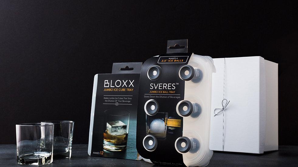 Sveres + Bloxx + Glasses Gift Set