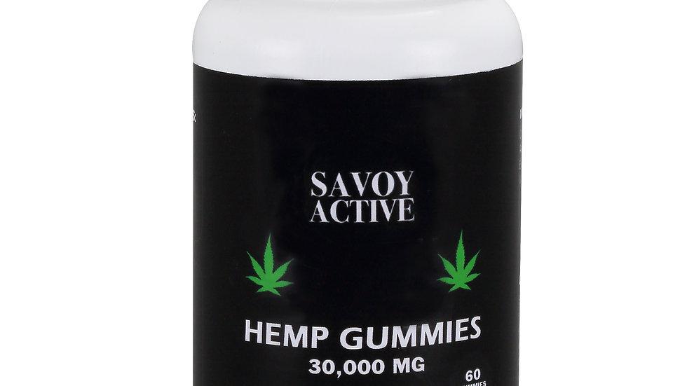 Hemp Gummies - 30,000MG - 60 Gummies
