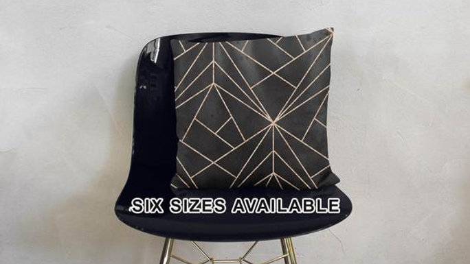 Geometrical Pillow Cover Geometrical Decorative