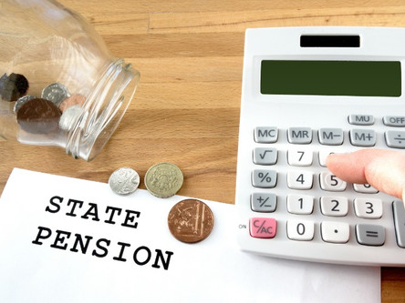 State Pension Retirement Age