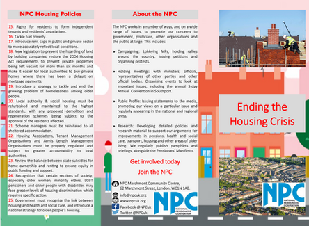 Ending The Housing Crisis