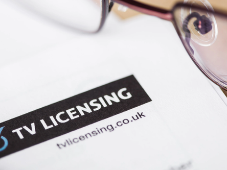 TV LICENSING LETTERS