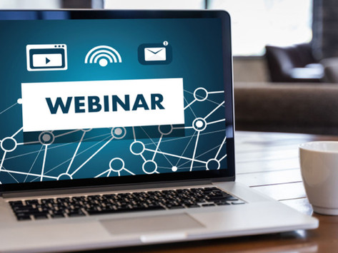Webinar Series - Who Cares: The Future of Health and Care