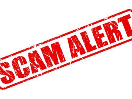 Scams Information Briefing