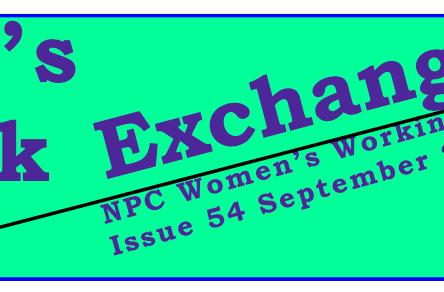 Women's Network Exchange 54