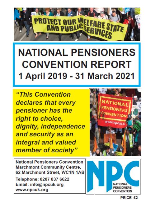 NPC Report - April 2019 - March 2021