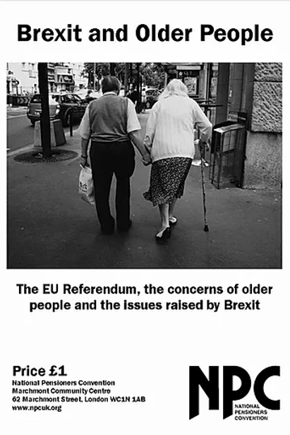 Brexit and older people