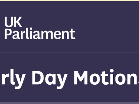 Early Day Motion 286