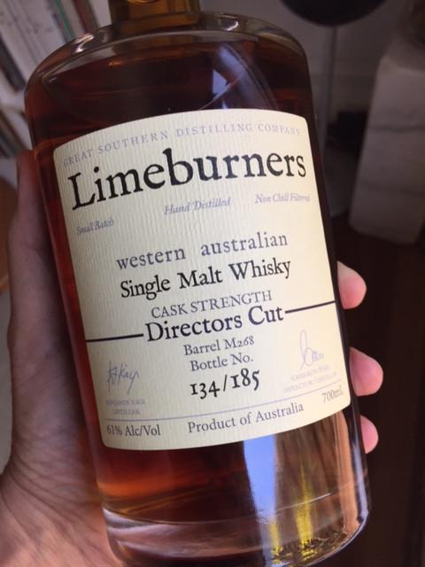 Limeburners Director's Cut M268