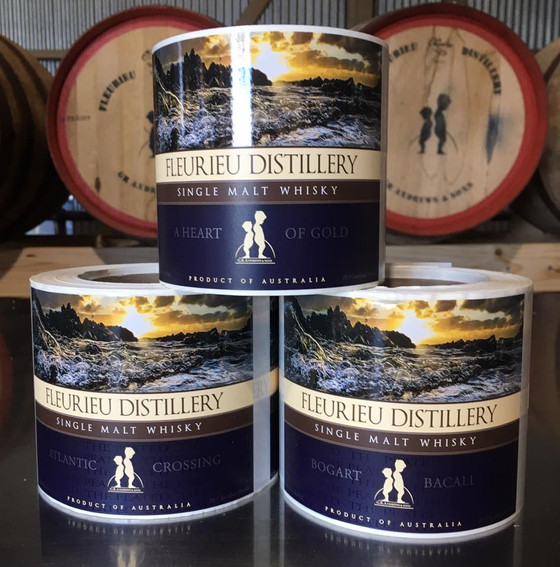 Three new Releases from Fleurieu!