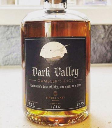 Dark Valley - Gambler's Dice