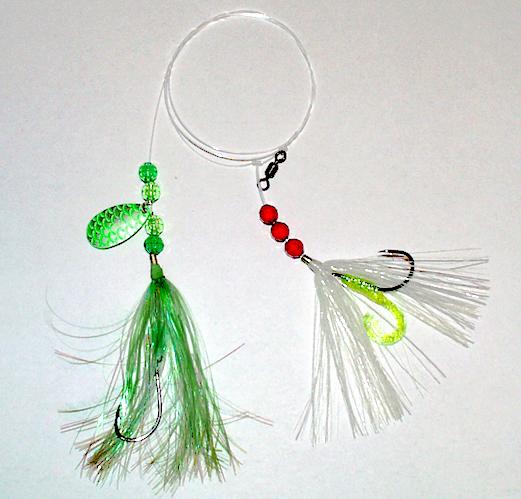 Italian Rig green thread
