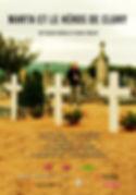 Filmplakat zu Marta und der Held von Cluny