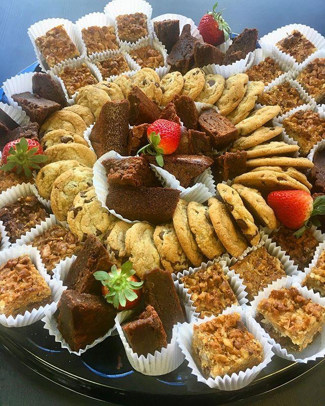 Chocolate Dessert Platter