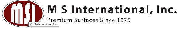 Logo for Msi International