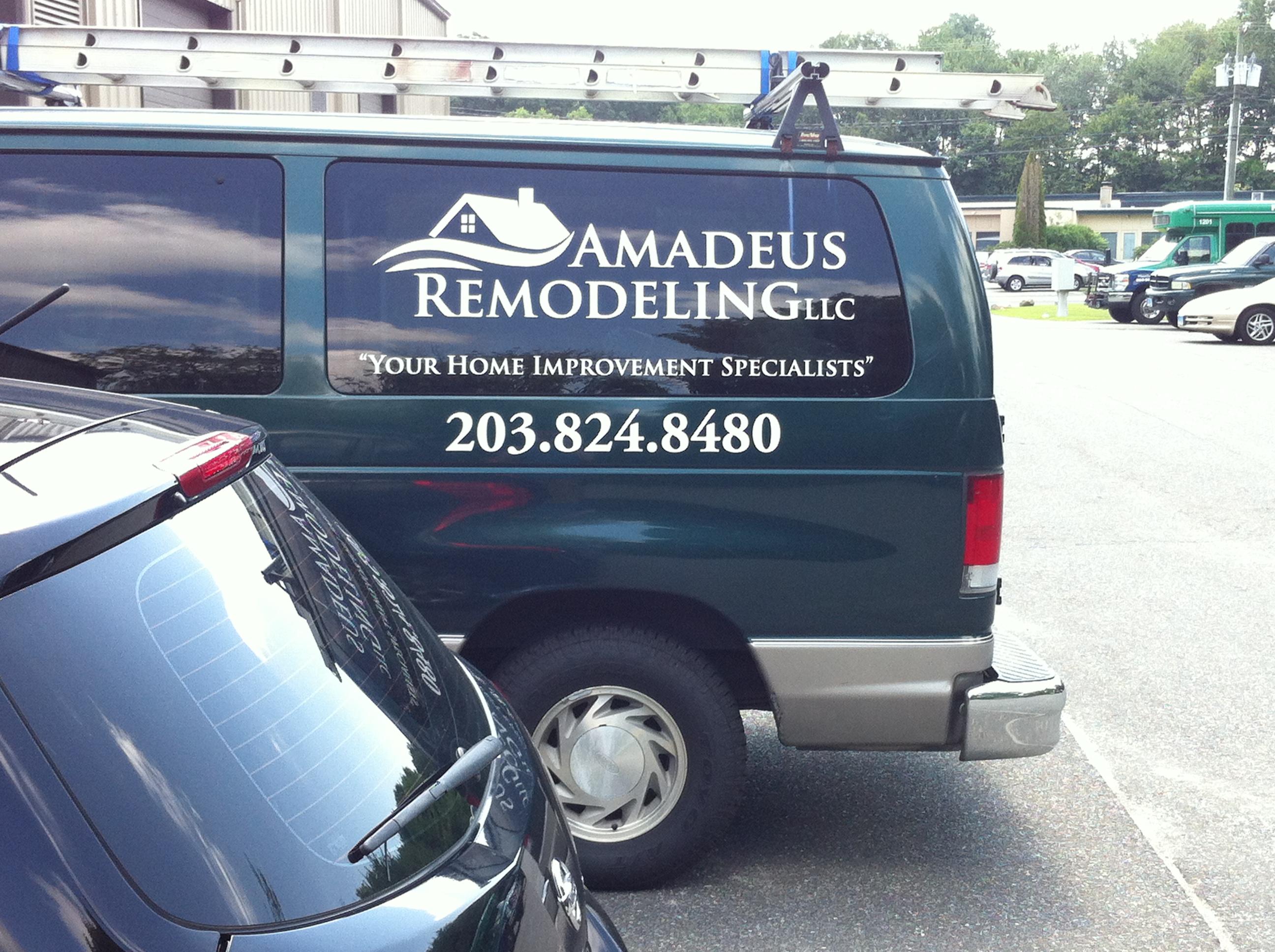 Amedeus Remodeling van lettering (2)