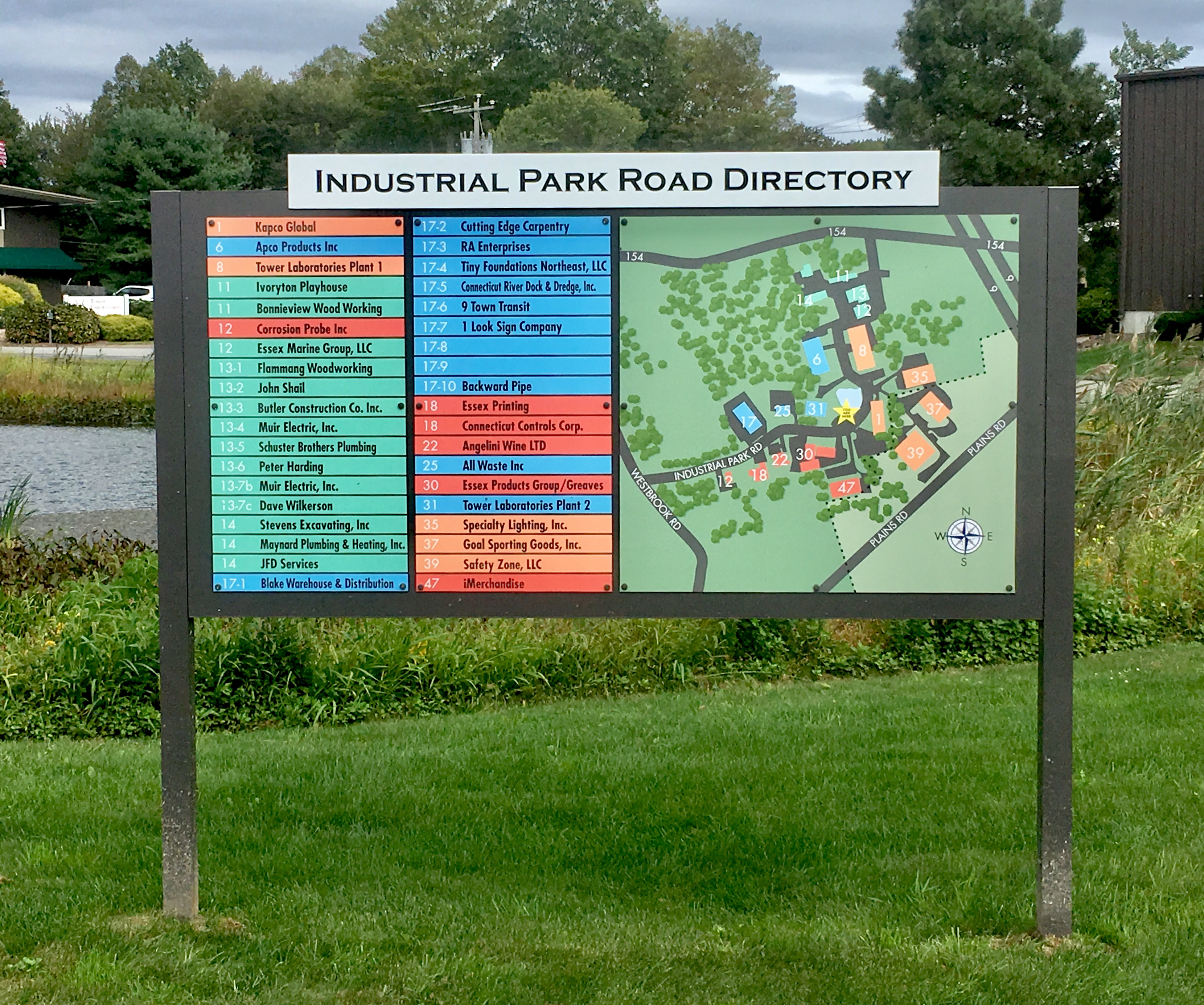 Industrial Park Directory