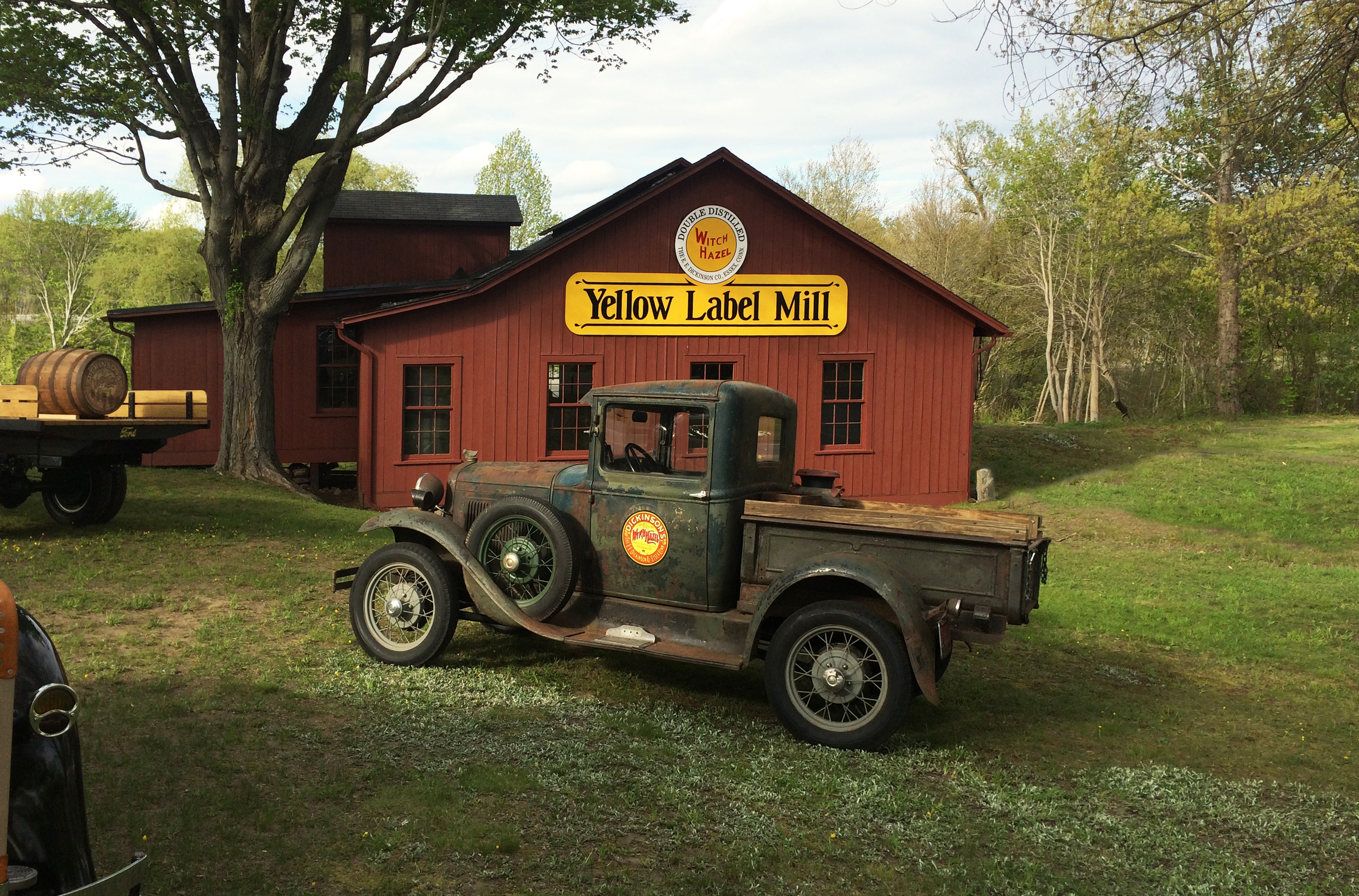 Yellow Label Mill