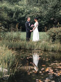 Wedding portrait Mayrhofen