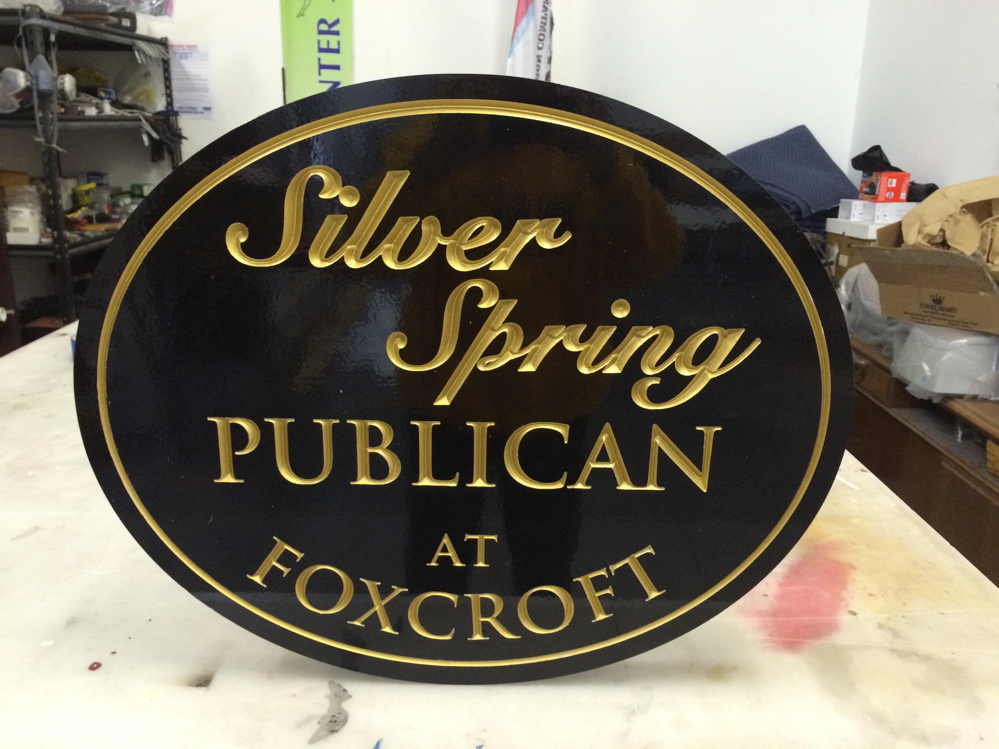 Silver Spring Publican