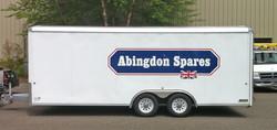Abingdon Spares Trailer