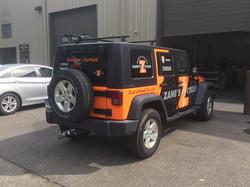Zanes Jeep wrap