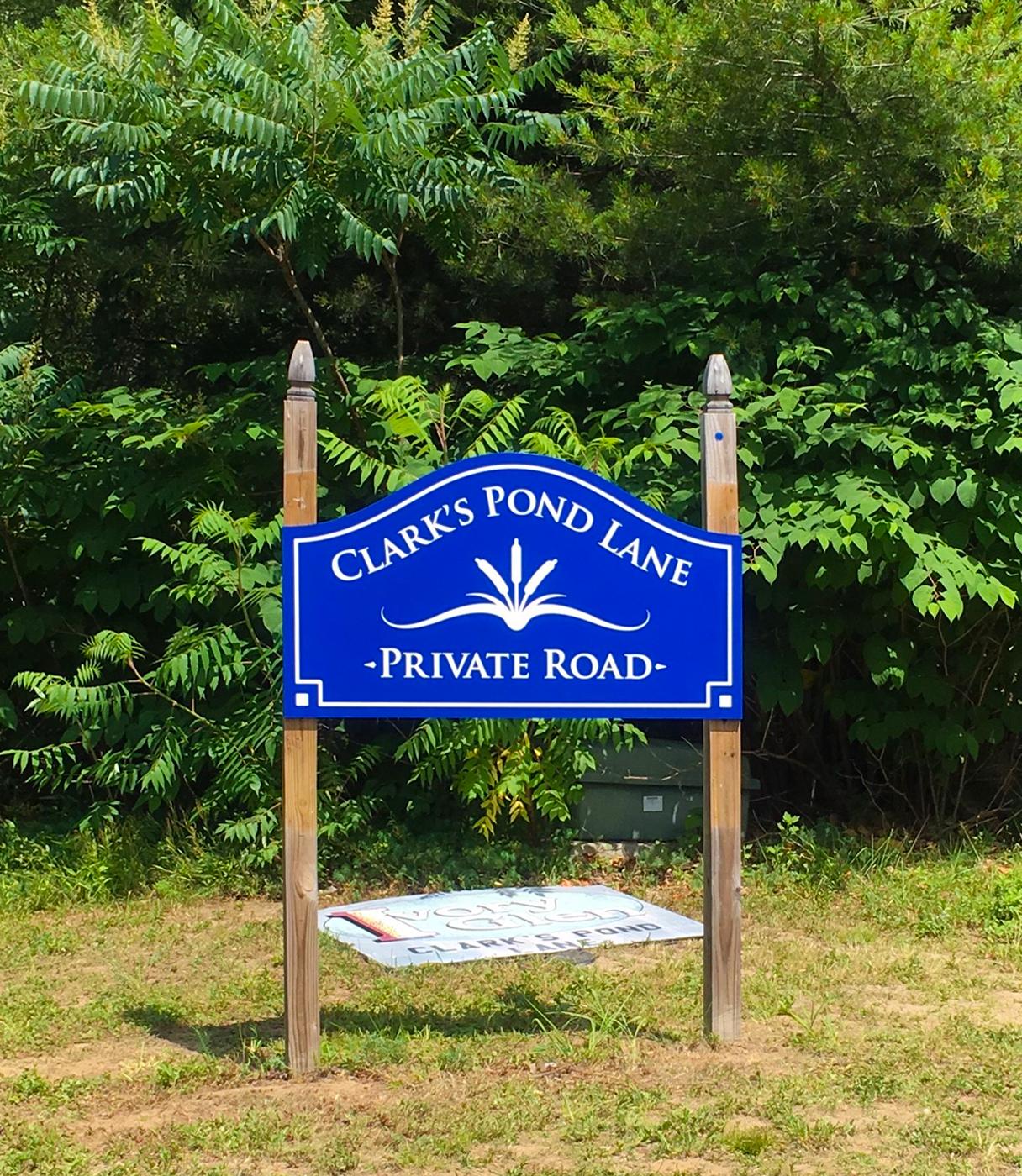 Clarks Pond Lane