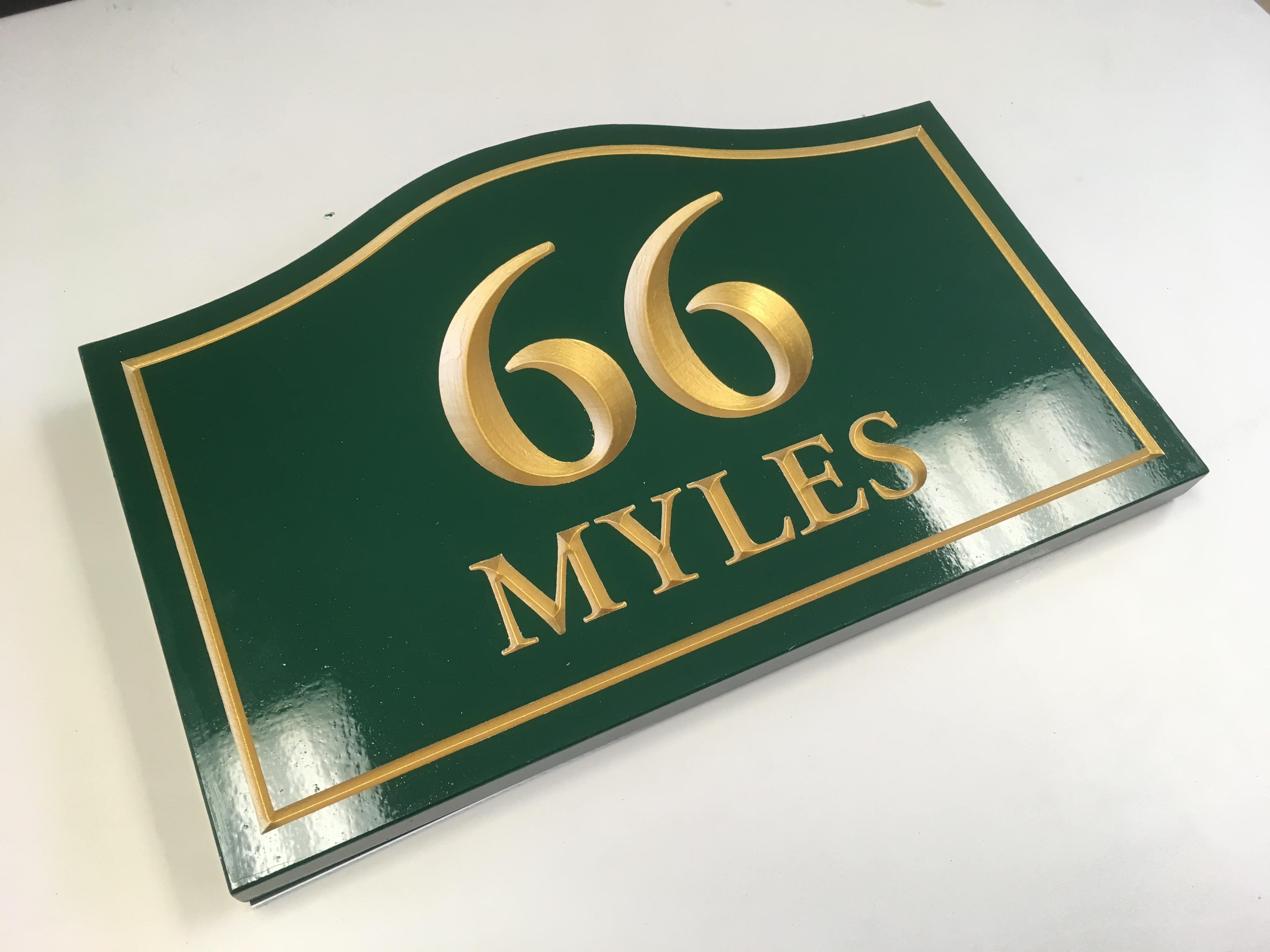 66 myles