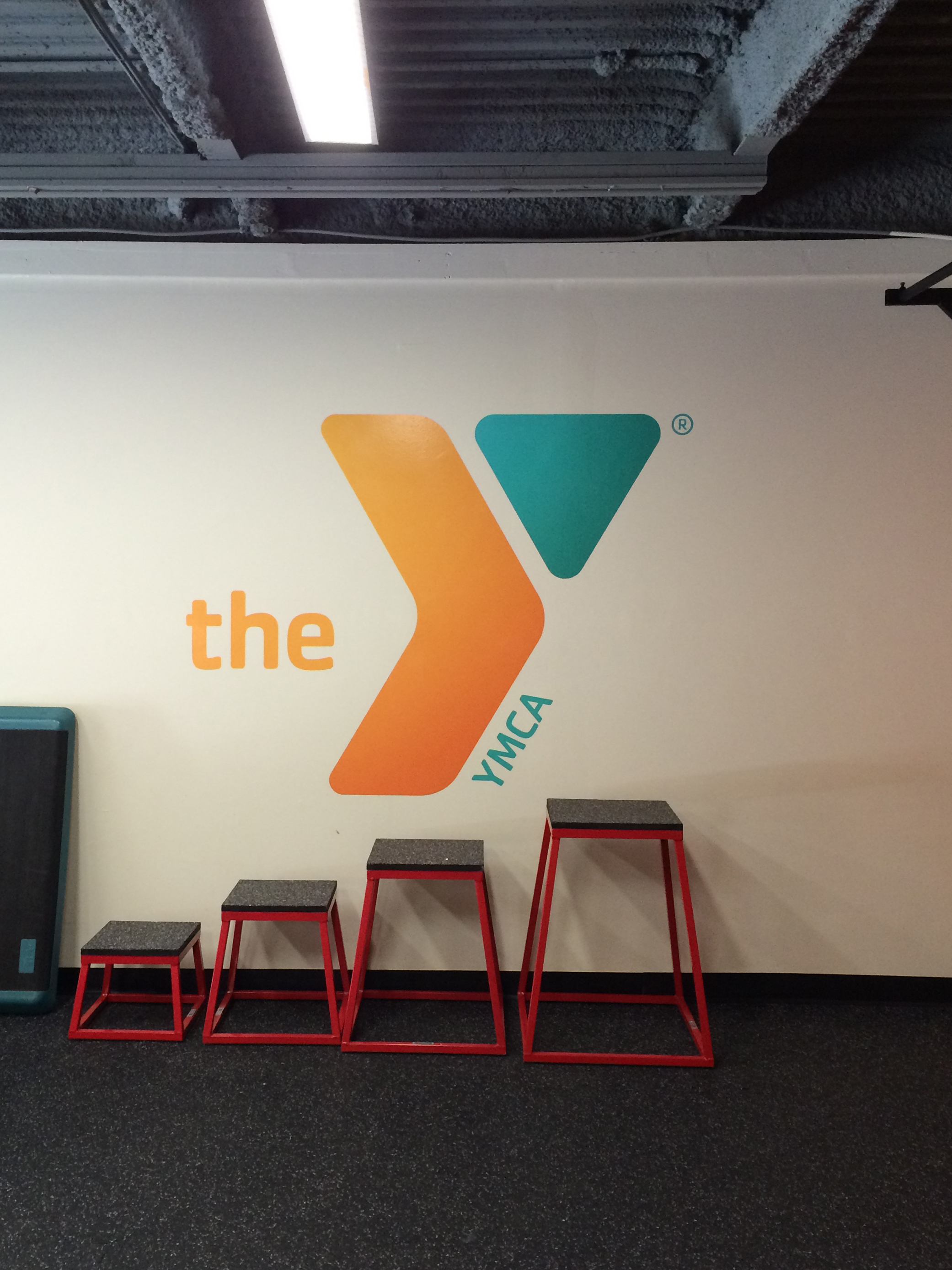 YMCA Wall logo (2)