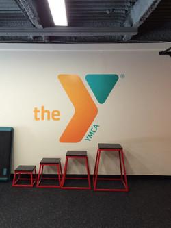 YMCA Wall logo (2)
