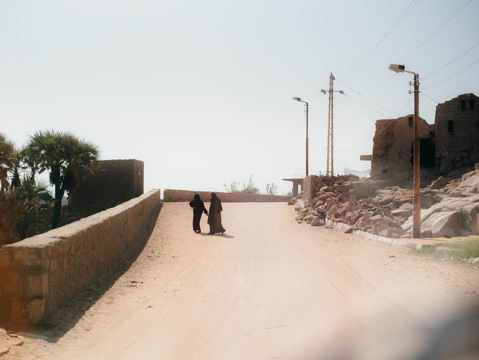 Nubia by Ämr Ezzeldinn