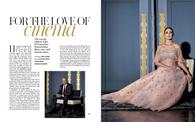 Dorra Zarrouk for Vogue Arabia by Ämr Ezzeldinn