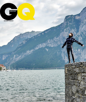 Qaher for GQ Middle East