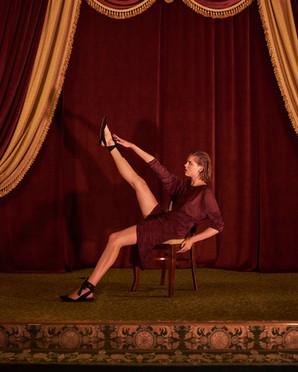 Daria Matkova for Numero Magazine
