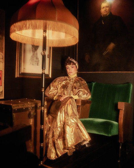Dina Shihabi x Gucci