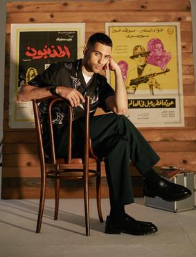 Mahmood for Esquire by Ämr Ezzeldinn