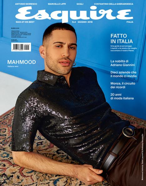 Mahmood by Ämr Ezzeldinn for Esquire Magazine