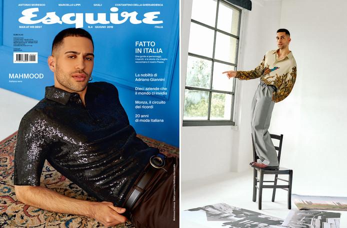 Esquire Italia by Ämr Ezzeldinn