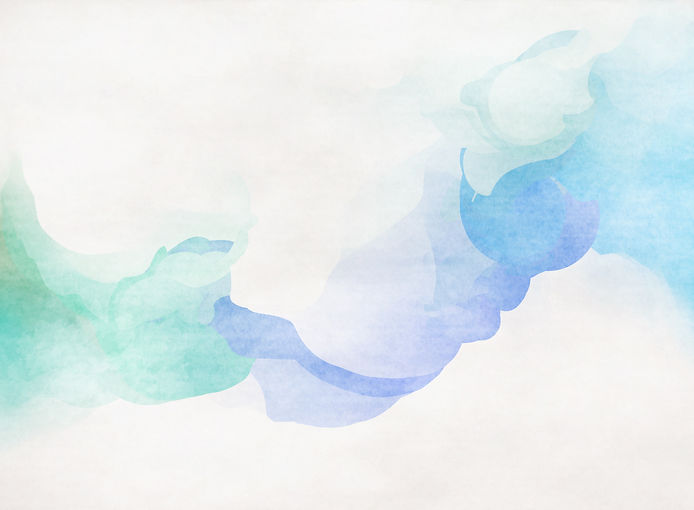 Abstract colorful watercolor for backgro