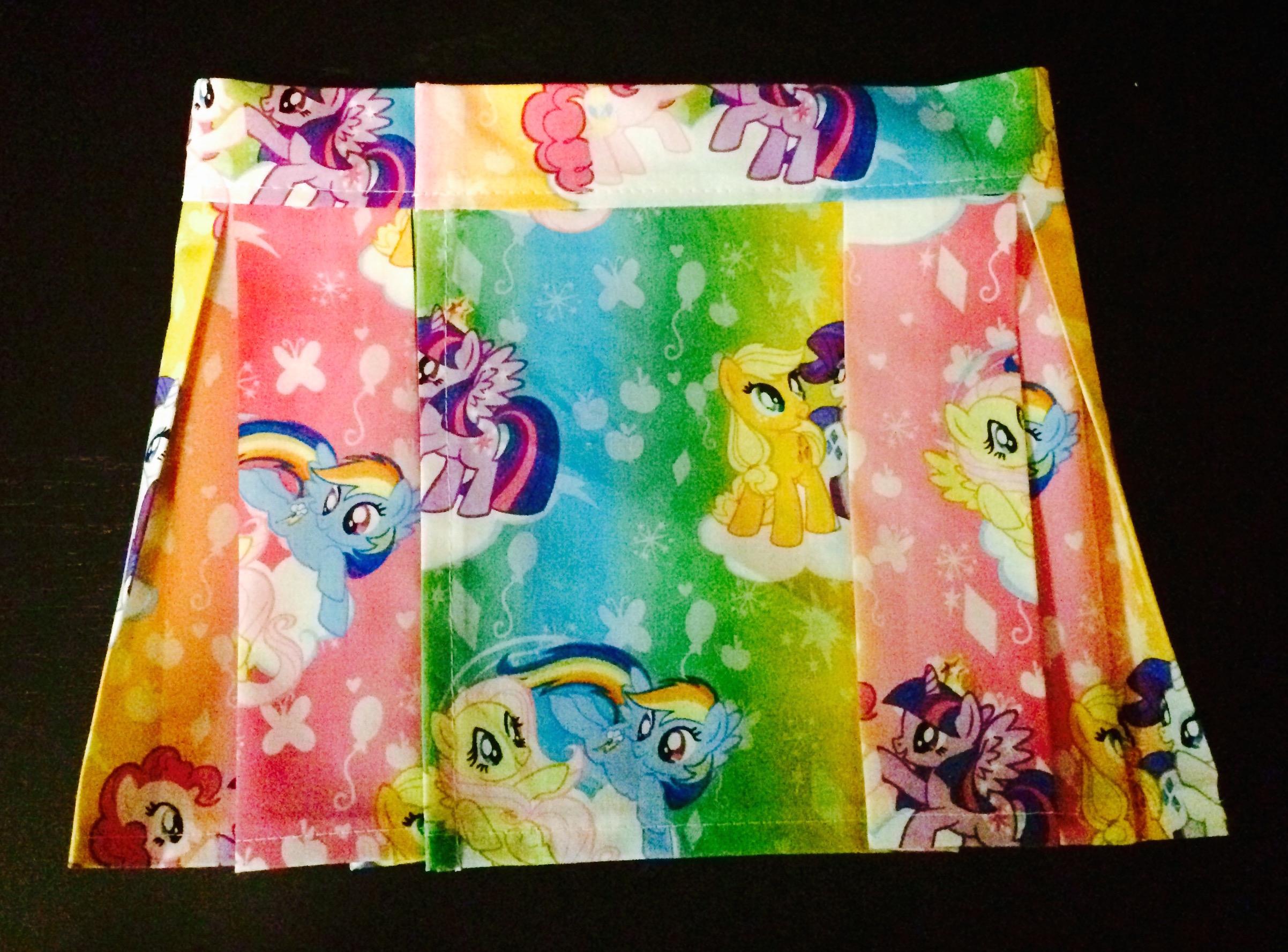 Toddler Pleated Mini-My Little Pony