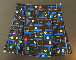 Toddler Pleated Mini-PacMan