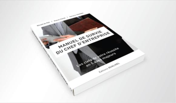 Livre Manuel de survie du chef d'entreprise