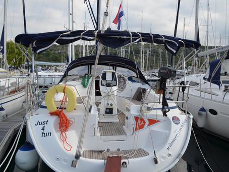 Bavaria 39 Cruiser - Just for Fun