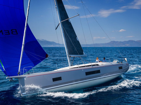 Beneteau Oceanis 46.1 - Stream - First Line Performance- mit 3 Kabinen