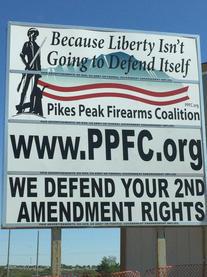 Pikes Peak Firearms Coalition Picnic