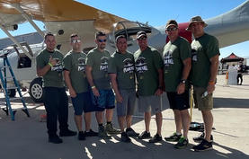Special Olympics Plane Pull 2021