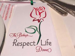 Respect Life Apostolate Dinner