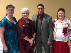 """Members of my team and I were blessed to attend the Annual Sunrise Republican Women's """"Fun Raiser"""""""