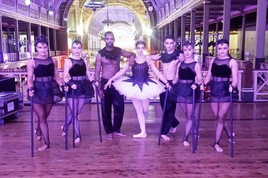 Black Swan ALF Awards
