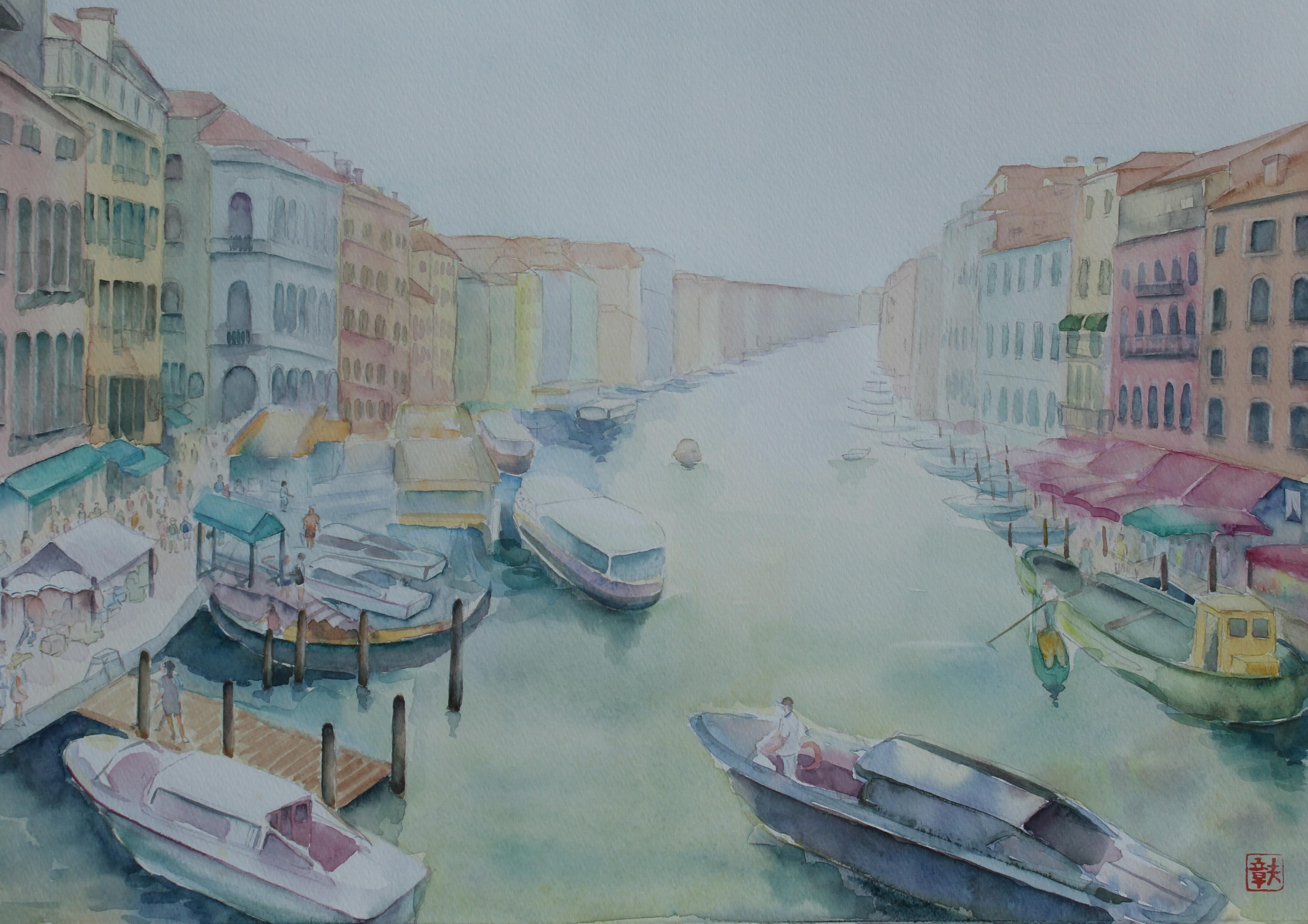 ベネチア水路②